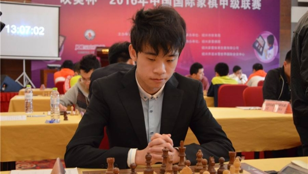 GM Lu Shanglei in 6th